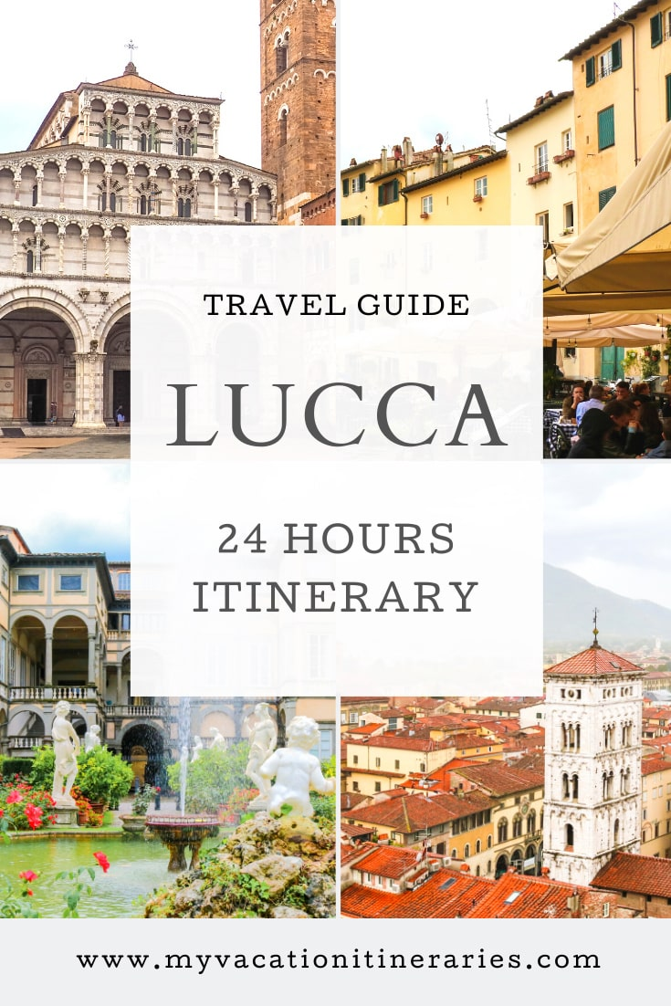 what to do in lucca italy