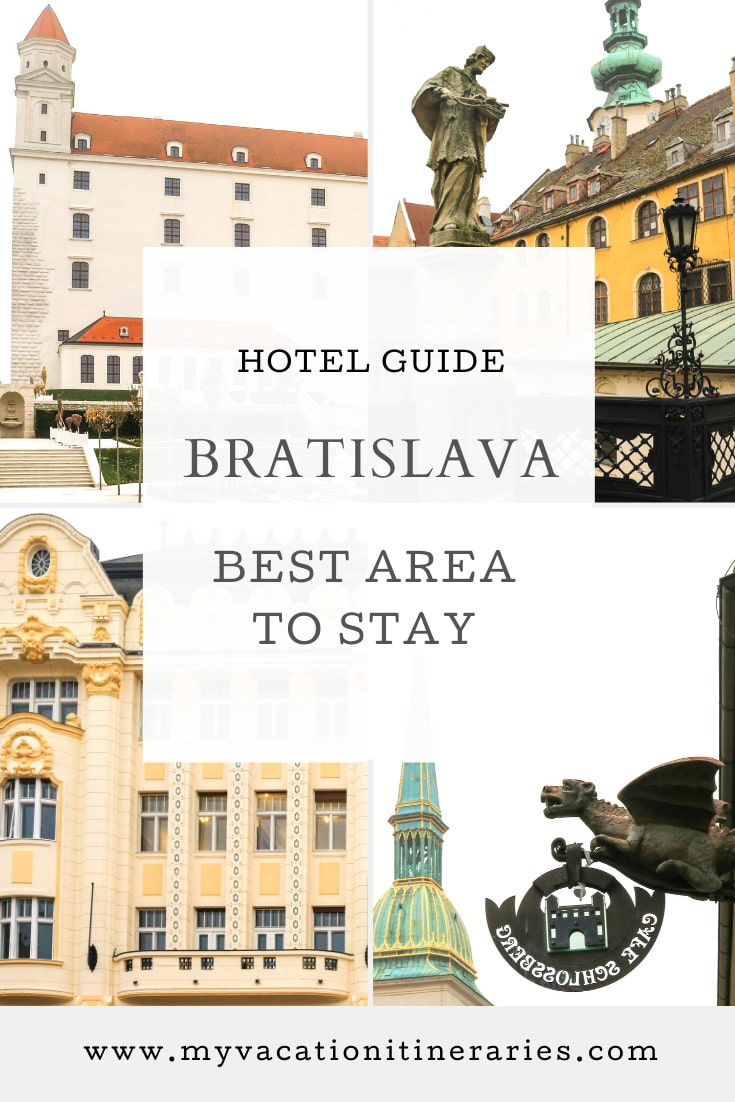 best area to stay in bratislava