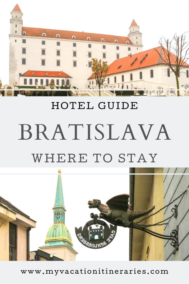 best place to stay in bratislava