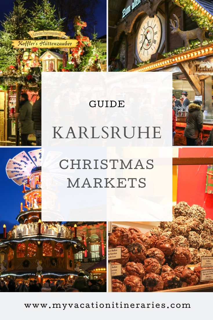 Durlach and Karlsruhe Christmas Markets
