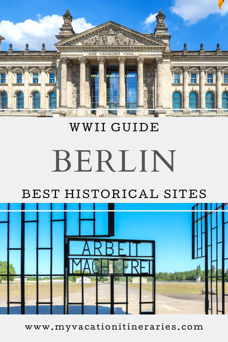 best ww2 sites in berlin