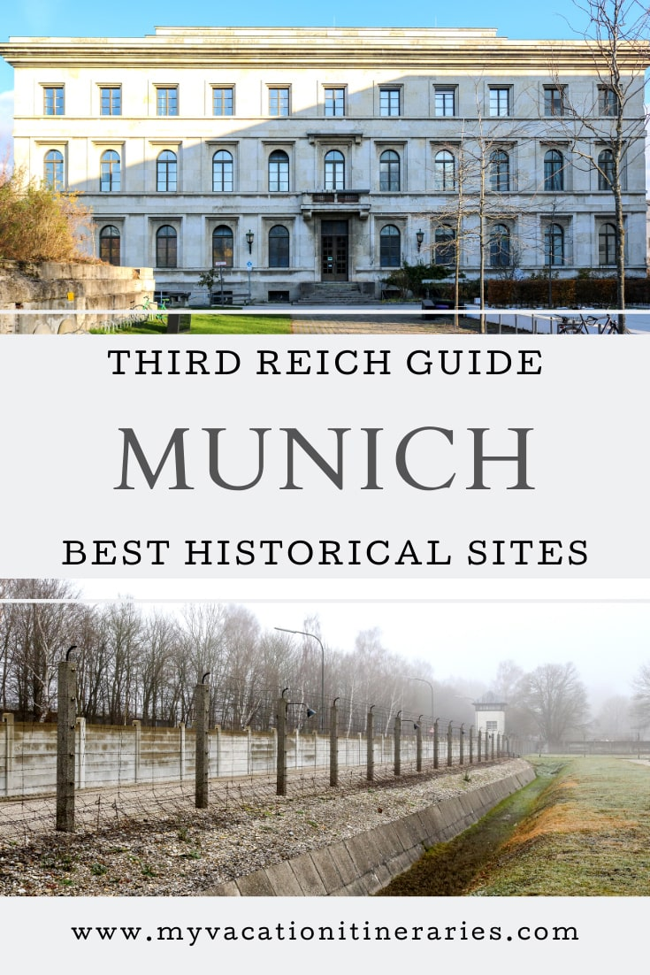 munich third reich self tour