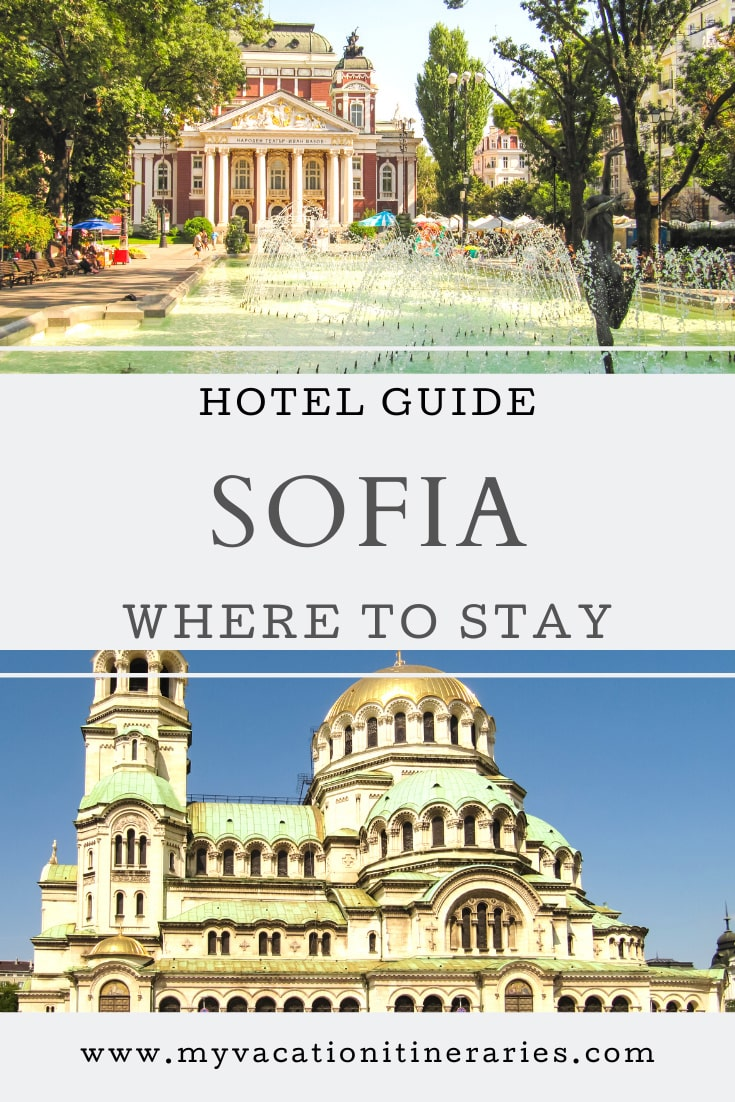 places to stay in sofia