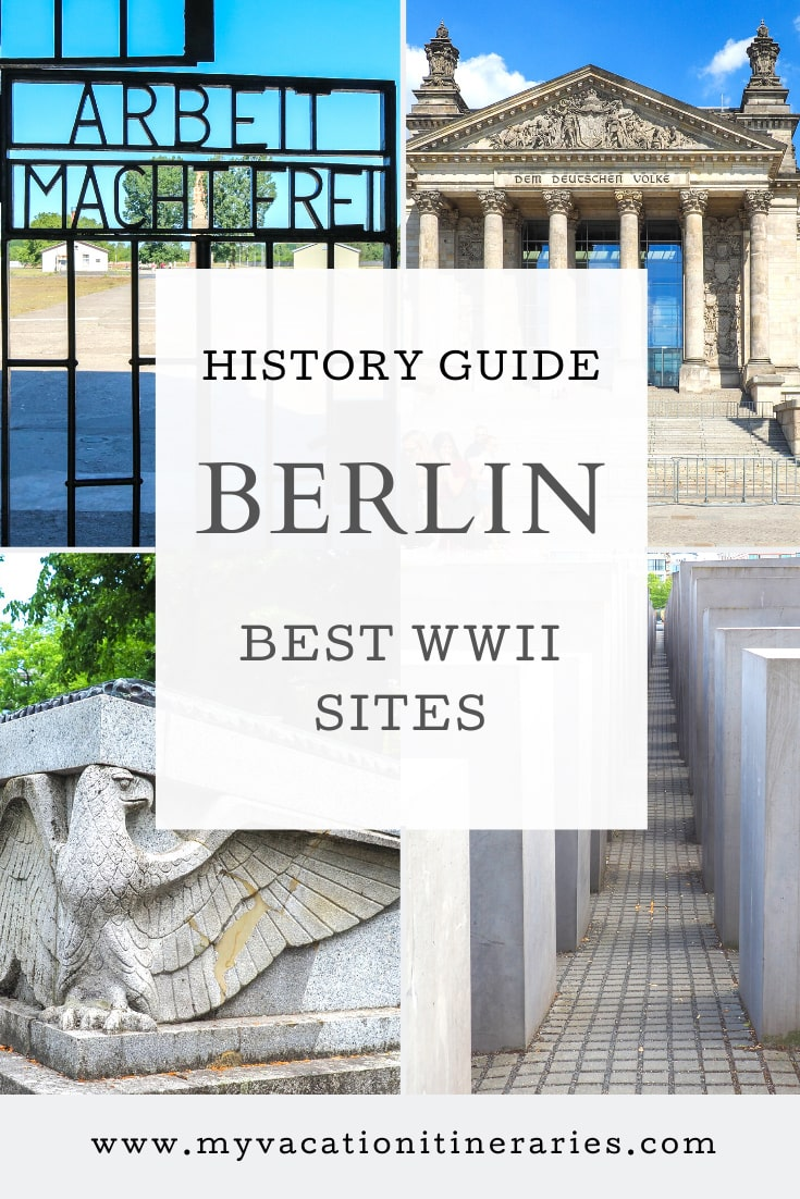ww2 historical sites in berlin