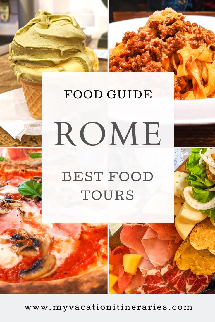 best food and wine tours in rome