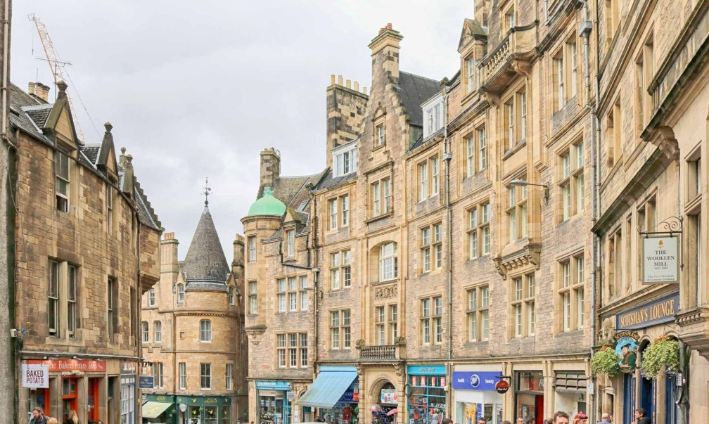 Where To Stay In Edinburgh Best Places To Stay 2020
