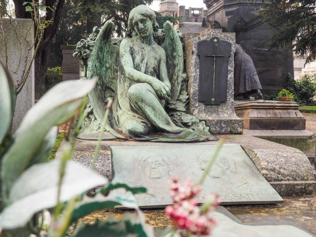 Cimitero Monumentale Милан за один день Как посетить Милан за один день? milan cimitero monumentale