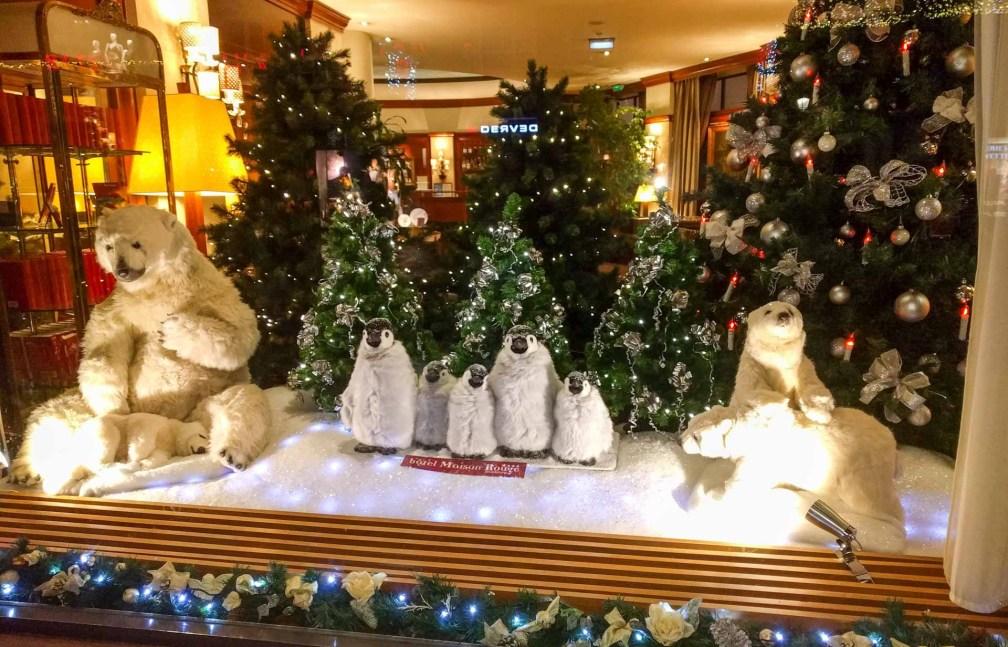 рождественские украшения Страсбургские рождественские ярмарки Почему вы должны посетить Страсбургские рождественские ярмарки strasbourg christmas polar bears