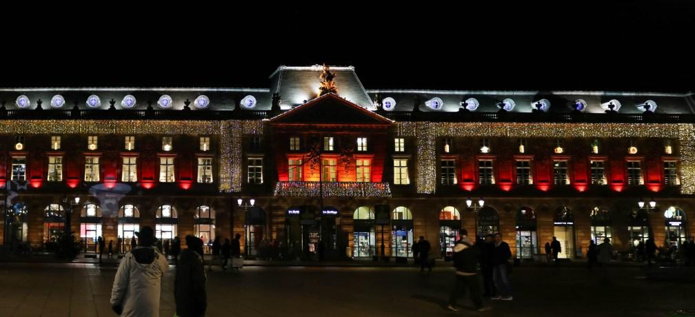 Место Клебер Страсбургские рождественские ярмарки Почему вы должны посетить Страсбургские рождественские ярмарки strasbourg place kleber