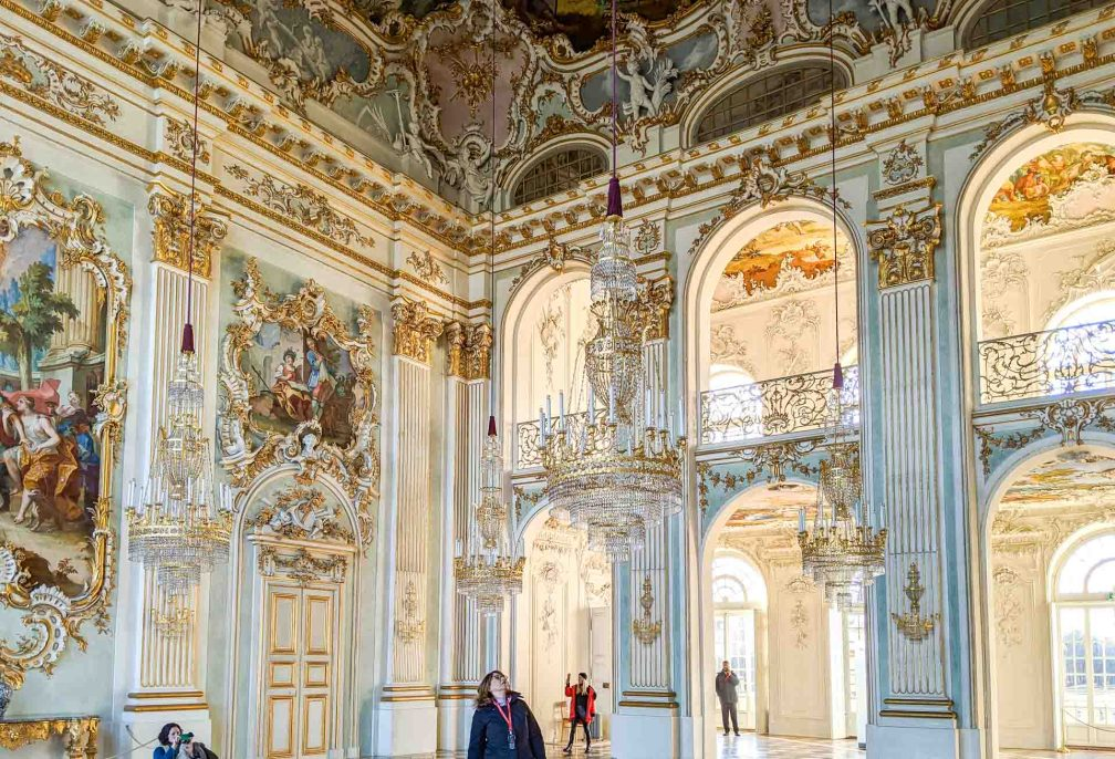 Дворец Нимфенбург Идеальный Мюнхенский маршрут Идеальный Мюнхенский маршрут munich schloss nymphenburg