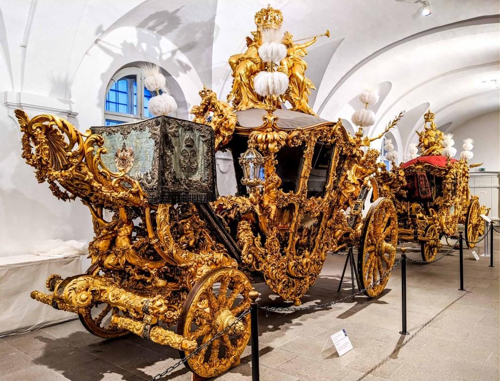Музей вагонов Идеальный Мюнхенский маршрут Идеальный Мюнхенский маршрут nymphenburg carriage museum
