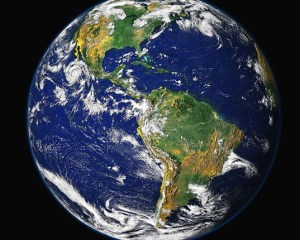 Earth - Our Physical Realities