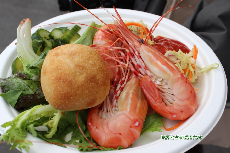 溫哥華旅遊|來吃蝦蝦的你,斑點蝦嘉年華現場直擊
