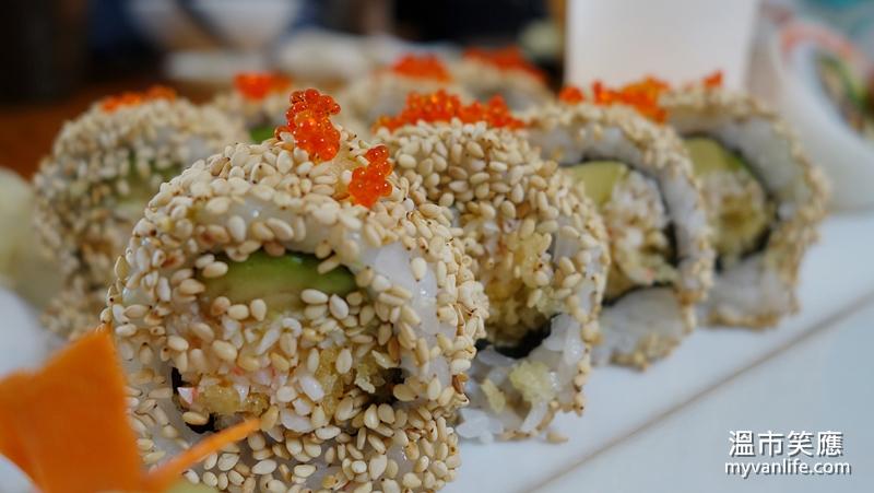 {溫哥華美食} 用眼睛吃日本料理,岸本壽司吧