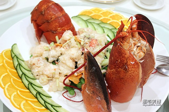 restaurant蘭苑炒特大龍蝦球7-28NewStarlet