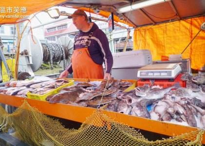 溫哥華旅遊|吹拂百年海風,走進史帝文思頓漁人碼頭