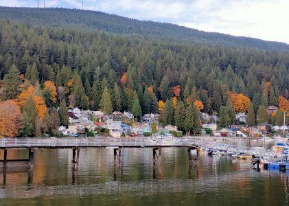溫哥華旅遊 一趟健走收納深灣的美景與美食