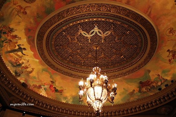 溫哥華旅遊溫哥華開門日Door Open Vancouver推薦奧芬劇院Orpheum Theatre