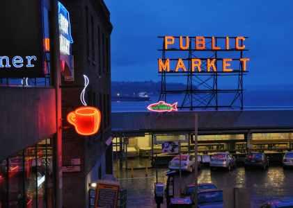 西雅圖美食|到西雅圖,早、中、晚三餐這樣吃就對了