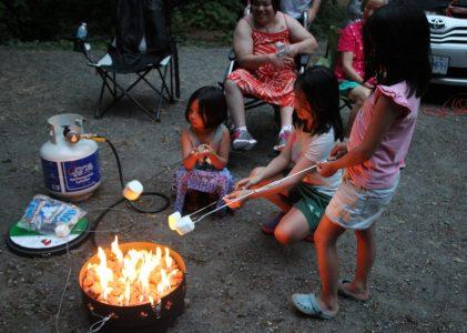 溫哥華旅遊|加拿大露營的那些樂不思蜀的活動們
