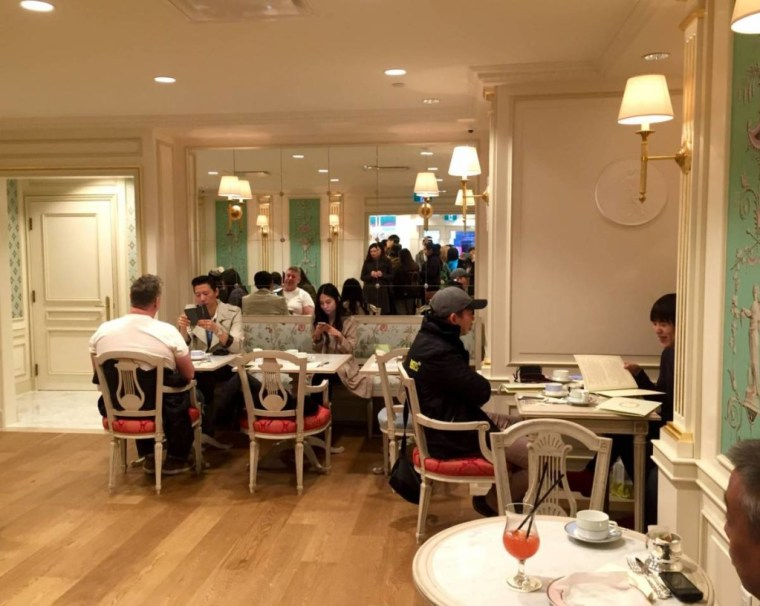溫哥華美食推薦法國馬卡龍名店Laduree新開幕