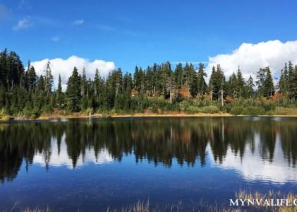 華盛頓州旅遊|秋遊貝克山