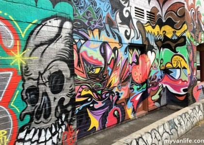 {多倫多旅遊} 讓我們用力噴漆吧!歡迎來到多倫多塗鴉巷,街頭藝術家的天堂