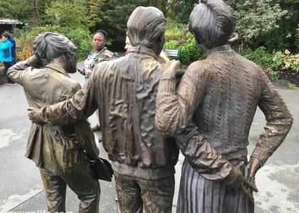 溫哥華旅遊|女王公園裡永恆的背叛