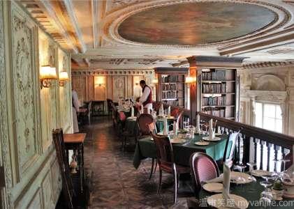 西伯利亞壯遊記|之三 莫斯科風華絕代的美宴餐廳