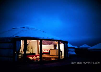 西伯利亞壯遊記|之十一 在看不到邊際的草原中央醒來