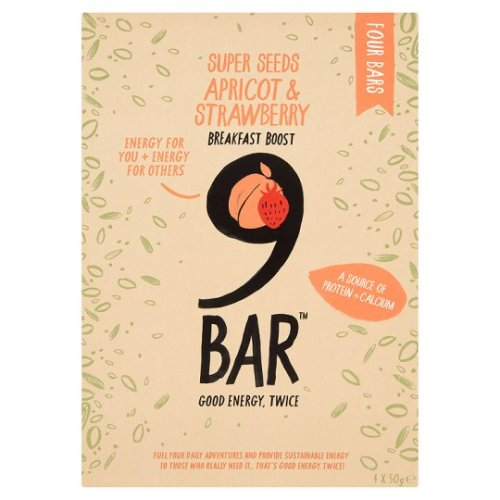 9 bar apricot strawberry