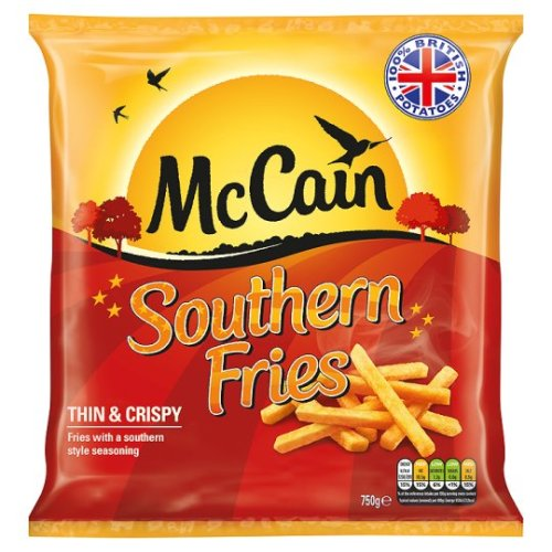 Mccain Southern Fries 750G