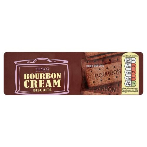 tesco bourbons