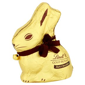 Lindt gold dark chocolate bunny 200g