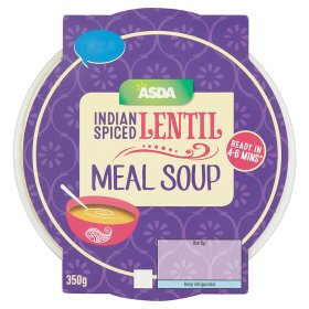 ASDA Indian Spiced Lentil Meal Soup