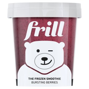 Frill the frozen smoothie bursting berries 475ml