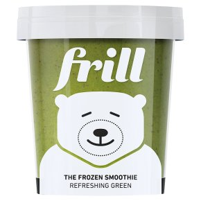 Frill the frozen smoothie refreshing green 475ml