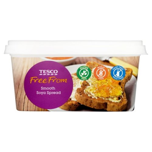 Tesco Free From Soya Spread 500G