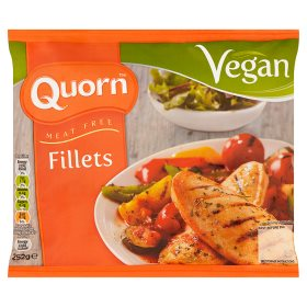 Quorn Meat Free Vegan Fillets