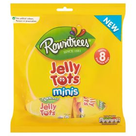 Rowntrees Jelly Tots Minis