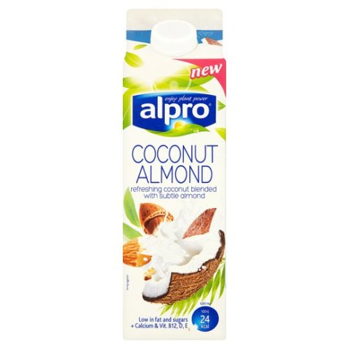 Alpro Fresh Almond Coconut Milk Alternative 1 Litre