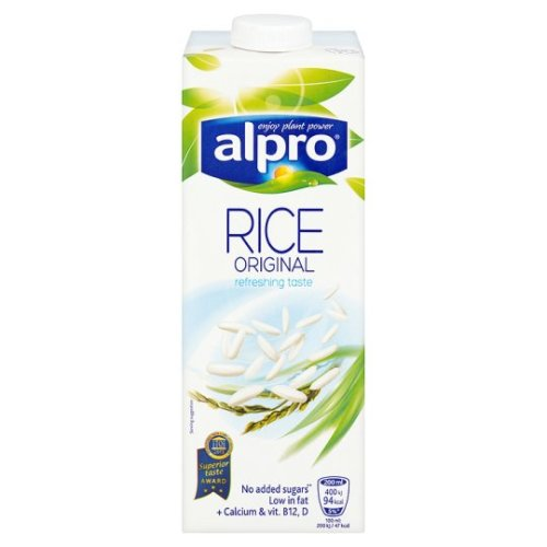 Alpro Longlife Rice Milk Alternative 1 Litre