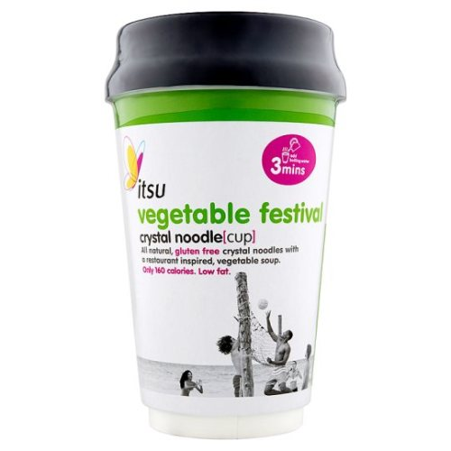 Itsu Noodle Cup Vegetable Fest 63G