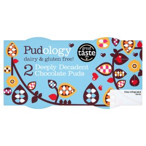 Pudology 2 chocolate puds 2x85g