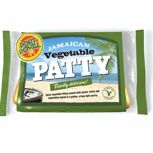 port royal vegetable patty