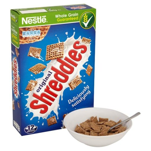 Nestle Shreddies Cereal 500G