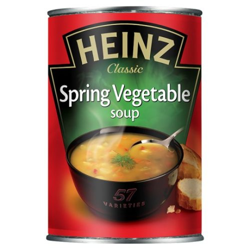 Heinz Spring Vegetable 400G