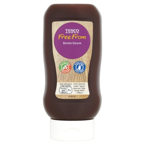 Tesco Free From Brown Sauce 450G