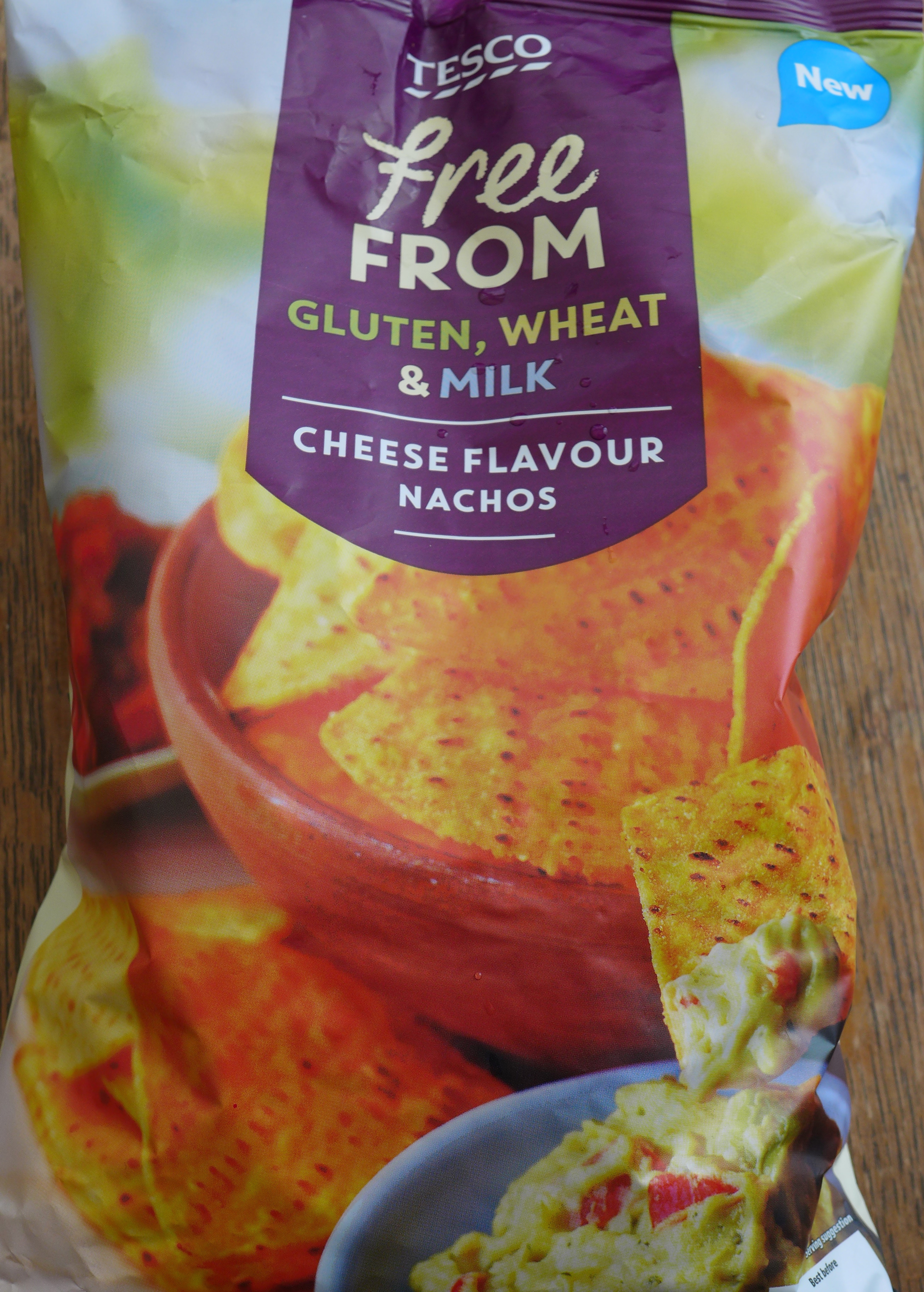 Tesco free from cheese flavour nachos review vegan my vegan tesco free from cheese flavour nachos review vegan my vegan supermarket solutioingenieria Images