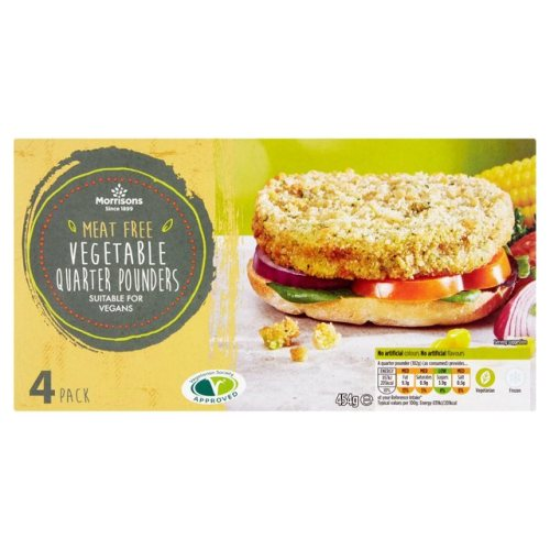 morrisons-vegetarian-quarter-pounders-454g